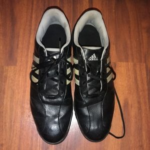 Adidas Golf Shoes W/ Spikes Size 13